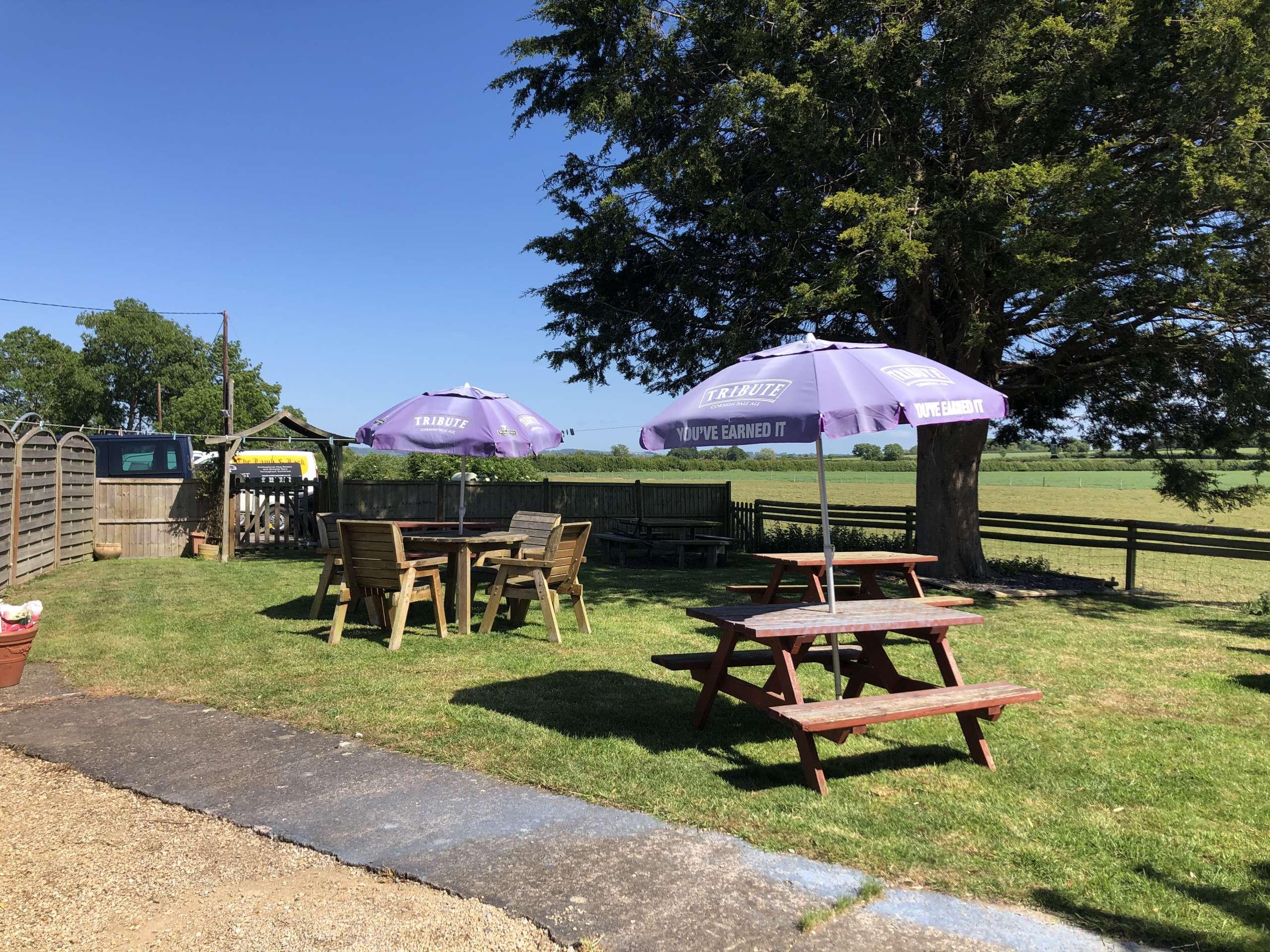 Function and beer garden